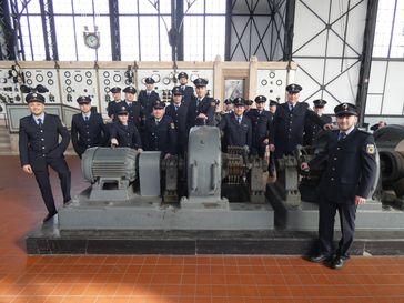 Neues Personal für die Dortmunder Bild: Bundespolizei