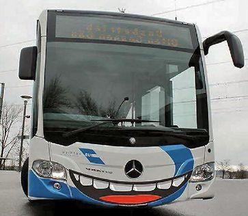 KVB-Bus