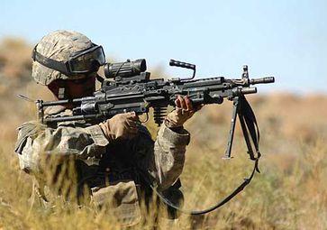 Heeressoldat der US-Armee (Symbolbild)