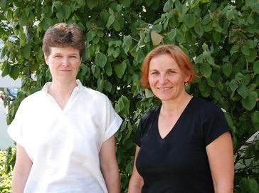 Dr. Gudrun Weinmayr und Prof. Gabriele Nagel (v.l.) vom Ulmer Institut für Epidemiologie und Medizin Quelle: Foto: Uni Ulm (idw)