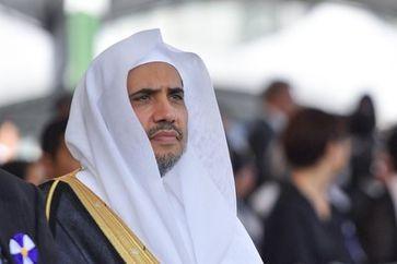 Seine Exzellenz, der Generalsekretär der Islamischen Weltliga und Vorsitzender des Aufsichtsrates der Internationalen Union Muslimischer Gelehrter, Scheich Dr. Mohammad bin Abdulkarim Alissa