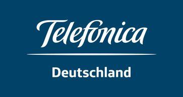 """Logo Telefónica. Deutschland Bild: """"obs/Telefónica Deutschland Holding AG"""""""
