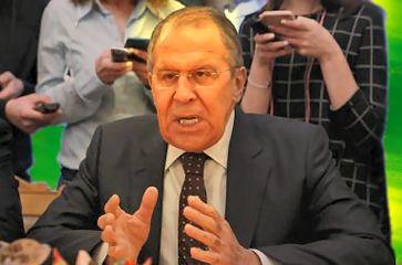 Sergei Lawrow (2018)