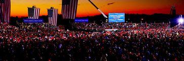 Wahlkampfveranstaltung von Donald Trumpin Pennsylvania (2020)