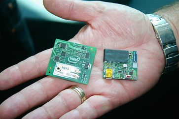Intel Chips (Symbolbild)