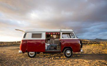 In Corona-Zeiten entscheiden sich immer mehr Deutsche für den Campingurlaub. Bild: Continental Reifen Deutschland Fotograf: Continental Reifen GmbH