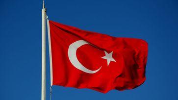Türkische Flagge (Symbolbild)