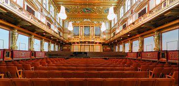 Wiener Musikverein Großer Saal