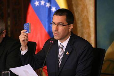 Jorge Arreaza (2017)