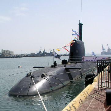INS Dolphin der Israelischen Marine, U-Boot der Dolphin-Klasse