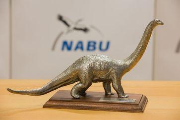 Dinosaurier des Jahres Bild: NABU/K. Karkow