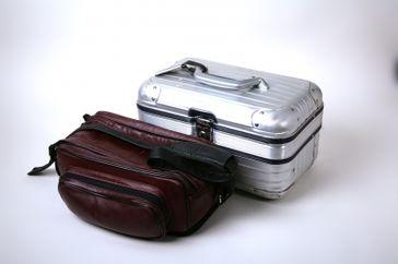 Kleines Handgepäck (Symbolbild)