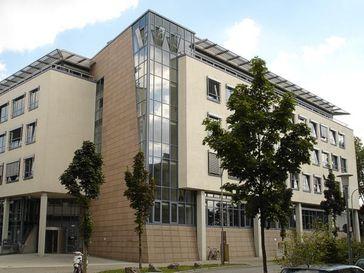 Hauptgebäude des ZEW im Quadrat L7