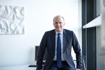 """Marco Fuchs, Vorstandsvorsitzender OHB SE (c) OHB / Bild: """"obs/OHB SE/Bettina Conradi"""""""