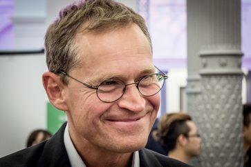 Michael Müller auf der Langen Nacht der Startups, 2015