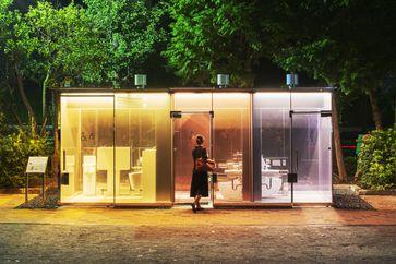 """The Tokyo Toilet  Bild: """"obs/TOTO Europe GmbH/Satoshi Nagare"""""""