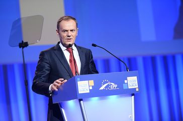 Donald Tusk Bild:  European People's Party, on Flickr CC BY-SA 2.0
