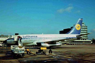 """Die """"Landshut"""" im Jahr 1975"""