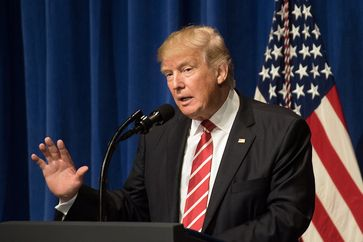 Donald Trump Bild: Chairman of the Joint Chiefs of Staff, on Flickr CC BY-SA 2.0