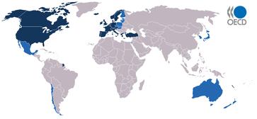 OECD Mitgliedstaaten