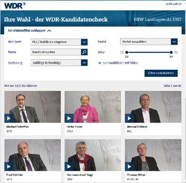 NRW Kandidatencheck