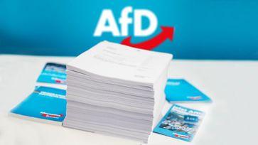 Weit über 1000 Beispiele belegen: Blau ist die Farbe der AfD