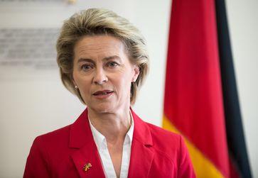 Ursula von der Leyen (2017)