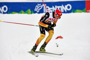 Nordische Kombination: FIS Ski Championships, Nordische Kombination - Val di Fiemme (ITA) - 21.02.2013 - 02.03.2013 Bild: DSV