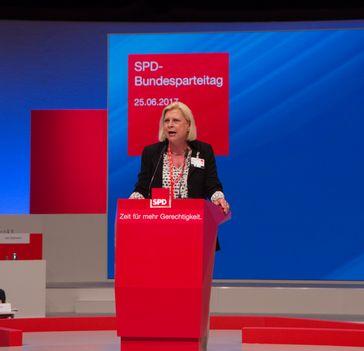 Eva Högl (2017)