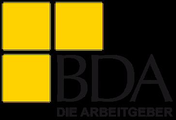 Das Logo der BDA