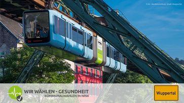 """Wuppertaler Politiker diskutieren über Corona-Schulden und -krisenmanagement  Bild: """"obs/health tv"""""""