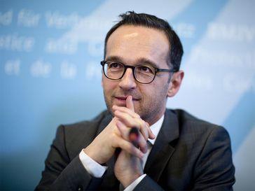 Heiko Maas (2015)