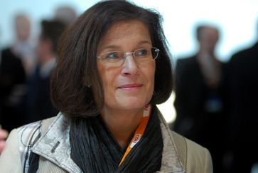 Antje Tillmann (2012), Archivbild