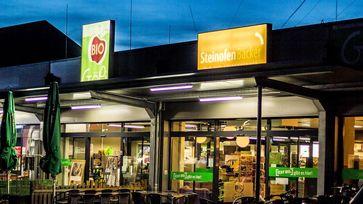 Supermarkt Göpi in Langensteinbach (Symbolbild)