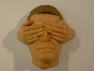 Blind, nichts sehen wollen, ignorant (Symbolbild)