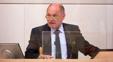 Sobotka im Juli 2020: Bild: Parlamentsdirektion / Thomas Topf