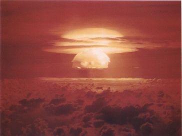 Wasserstoffbombe Castle Bravo