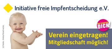 Bild: Iniative freie Impfentscheidung e.V.