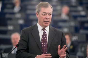 Nigel Farage (2019)
