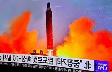 Raktentest Nordkorea