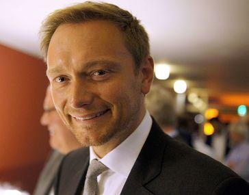 Christian Lindner (2015)