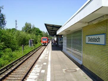 Bahnhof Hamburg Diebsteich