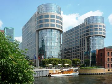 Bundesministerium des Innern in Berlin (rechter Flügel des Gebäudes).