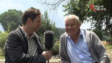 """""""Auf der Spur unserer Geschichte"""" - erste Sendung - Militärhistoriker Michael Teich im Interview"""