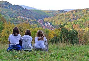 Leben auf dem Land und im Dorf: Einfach lebenswerter als in einem Stadt-Moloch (Symbolbild)