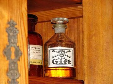 Gift & Giftig (Symbolbild)