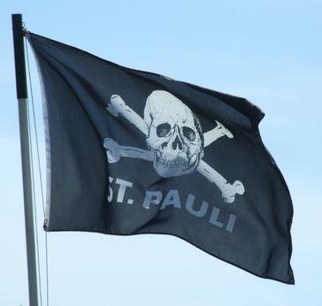 Totenkopffahne von St. Pauli