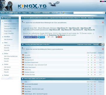 Kinox.To Konsequenzen