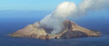 Krater von White Island