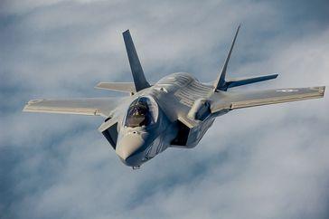 Türkische F-35A Lightning II (Symbolbild)